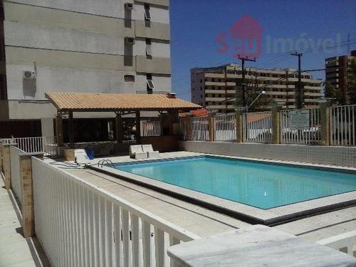 apartamento residencial à venda, dionisio torres, fortaleza - ap0723. - ap0723