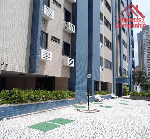 apartamento residencial à venda, dionisio torres, fortaleza. - ap1491