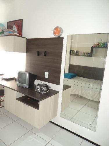 apartamento residencial à venda, dionisio torres, fortaleza. - ap2415