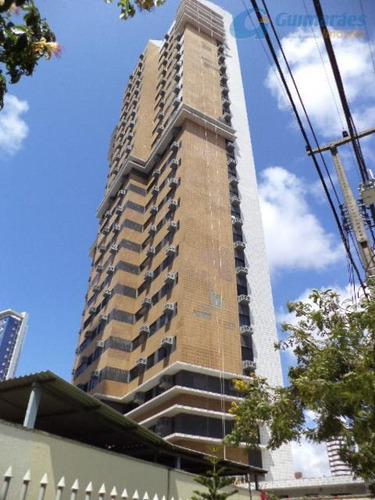 apartamento residencial à venda, dionisio torres, fortaleza. - ap2508