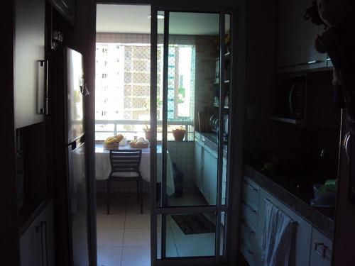 apartamento residencial à venda, dionisio torres, fortaleza. - ap3197