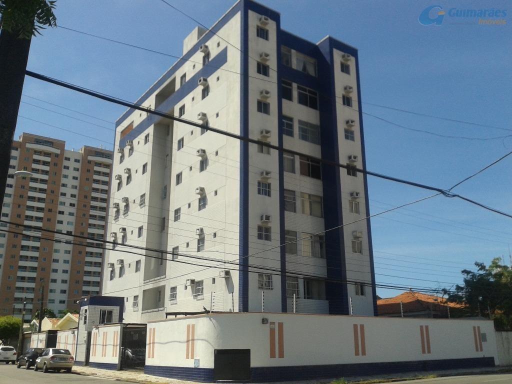 apartamento residencial à venda, dionisio torres, fortaleza. - ap3521