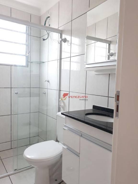 apartamento residencial à venda, dois córregos, piracicaba. - ap0467