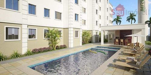 apartamento  residencial à venda, dunas, fortaleza. - ap0827