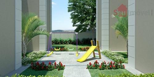 apartamento residencial à venda, dunas, fortaleza. - ap0829