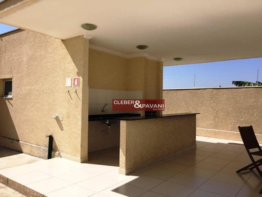apartamento residencial à venda, eden, sorocaba. - ap0220