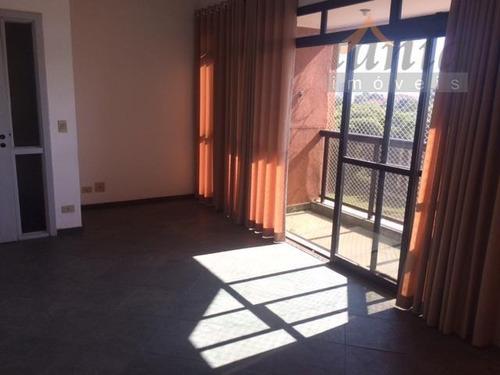 apartamento residencial à venda, edifício firenze , itu. - ap0048