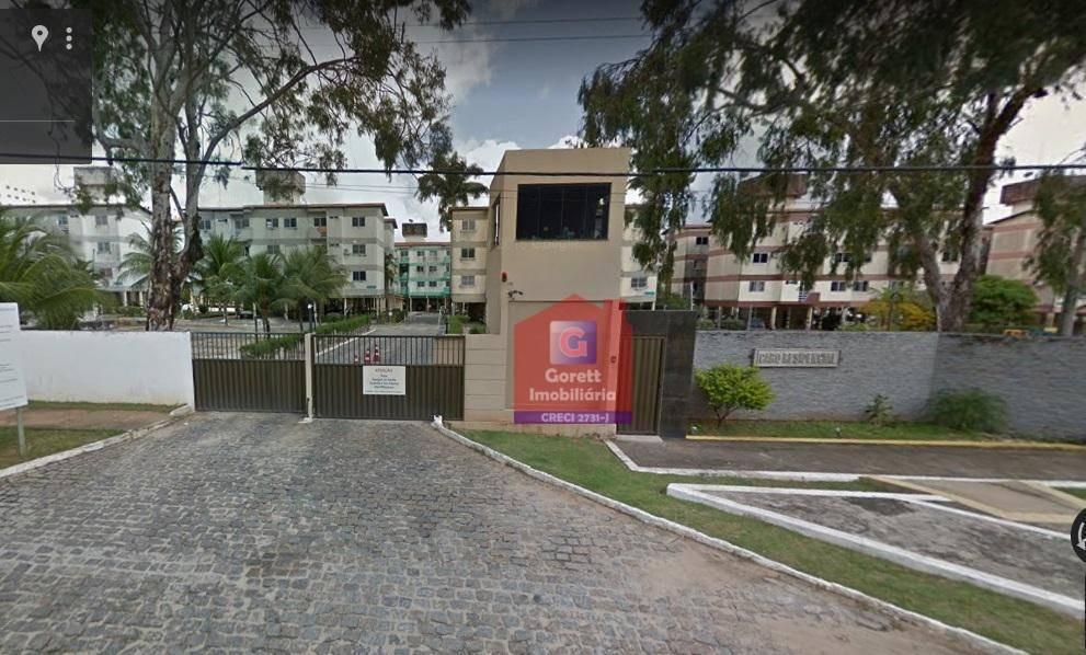 apartamento residencial à venda, emaús, parnamirim - l0559 - ap0278