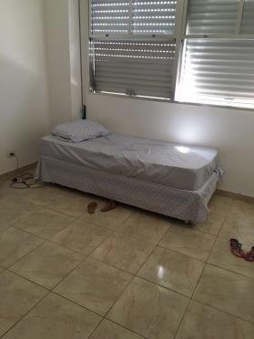 apartamento residencial à venda, embaré, santos. - ap0665