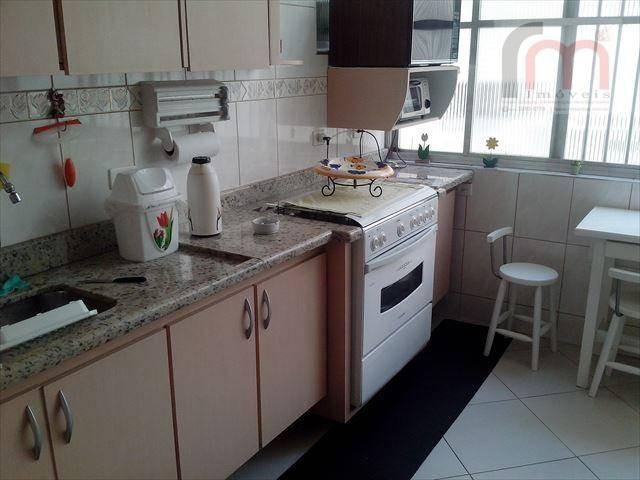apartamento residencial à venda, embaré, santos - ap0842. - ap0842