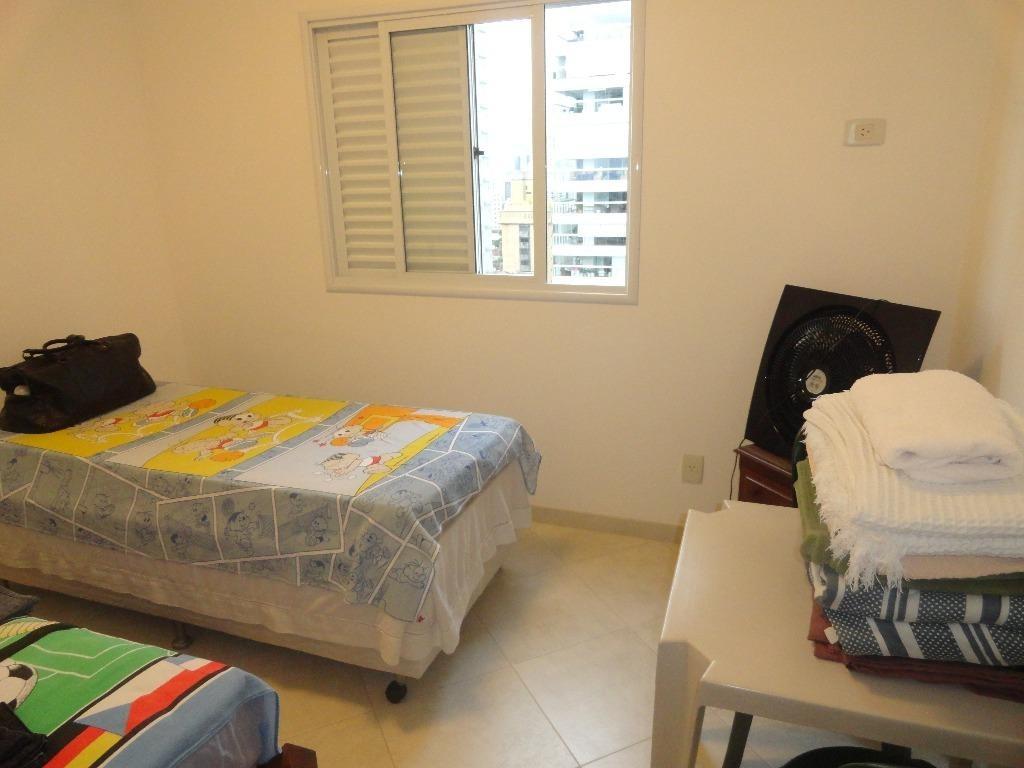 apartamento residencial à venda, embaré, santos. - ap3239