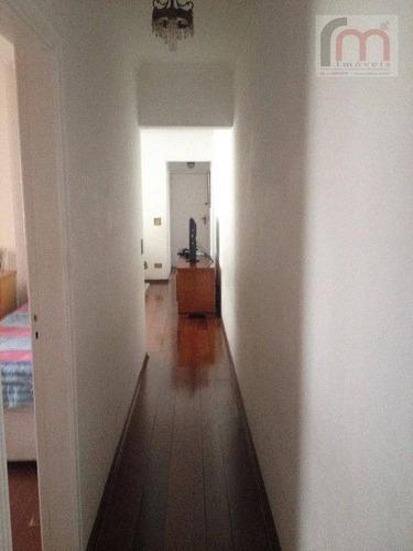 apartamento  residencial à venda, embaré, santos. - codigo: ap1819 - ap1819