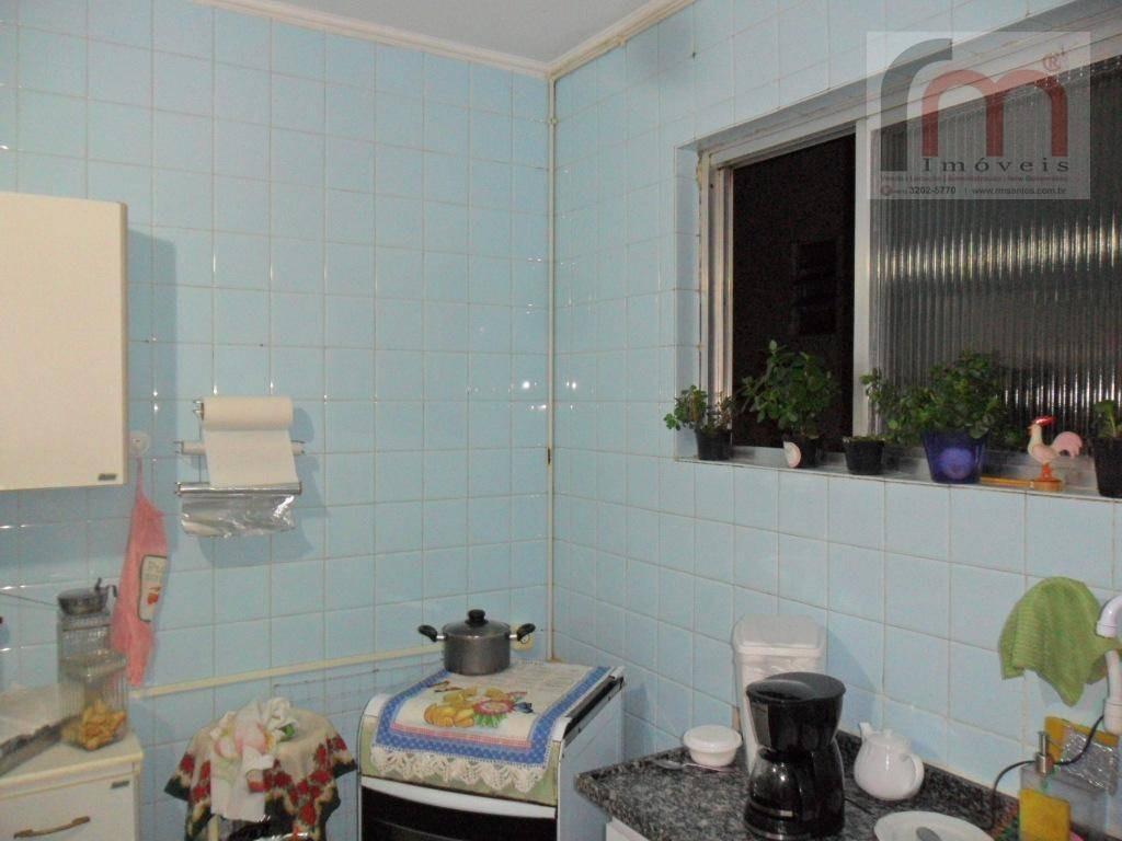 apartamento residencial à venda, embaré, santos. - codigo: ap2002 - ap2002