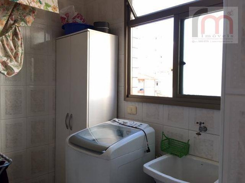 apartamento residencial à venda, embaré, santos. - codigo: ap2154 - ap2154
