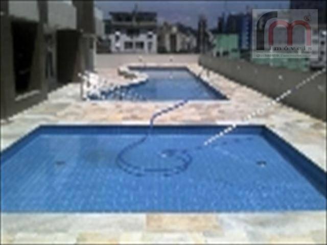 apartamento residencial à venda, encruzilhada, santos - ap0094. - ap0094