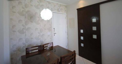 apartamento residencial à venda, encruzilhada, santos - ap0503. - ap0503