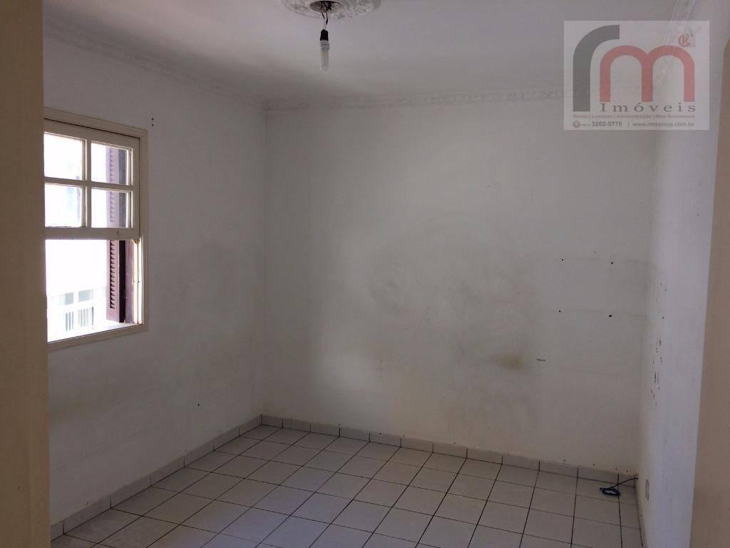 apartamento residencial à venda, encruzilhada, santos. - codigo: ap2001 - ap2001