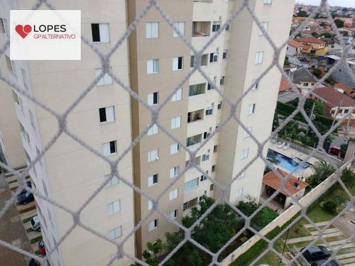 apartamento residencial à venda, engenheiro goulart, são paulo. - ap0353