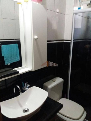 apartamento residencial à venda, engenheiro goulart, são paulo. - ap0642