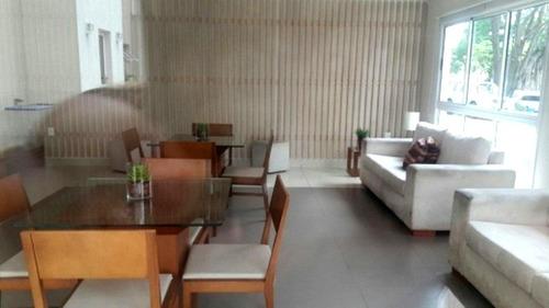 apartamento residencial à venda, engenheiro goulart, são paulo. - ap8511