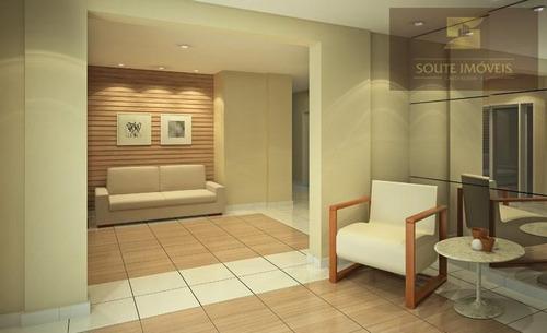 apartamento residencial à venda, engenheiro goulart, são paulo. - codigo: ap2331 - ap2331