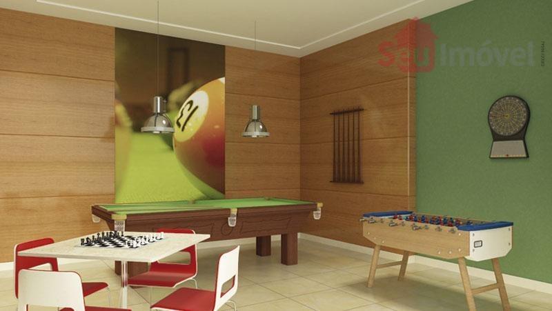 apartamento  residencial à venda, engenheiro luciano cavalcante, fortaleza. - ap0171
