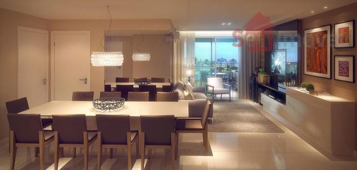 apartamento  residencial à venda, engenheiro luciano cavalcante, fortaleza. - ap0565
