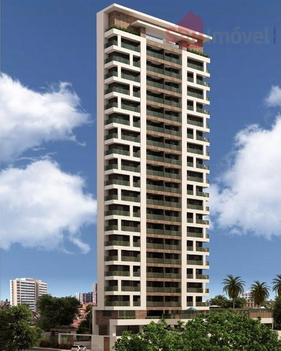 apartamento residencial à venda, engenheiro luciano cavalcante, fortaleza. - ap0884