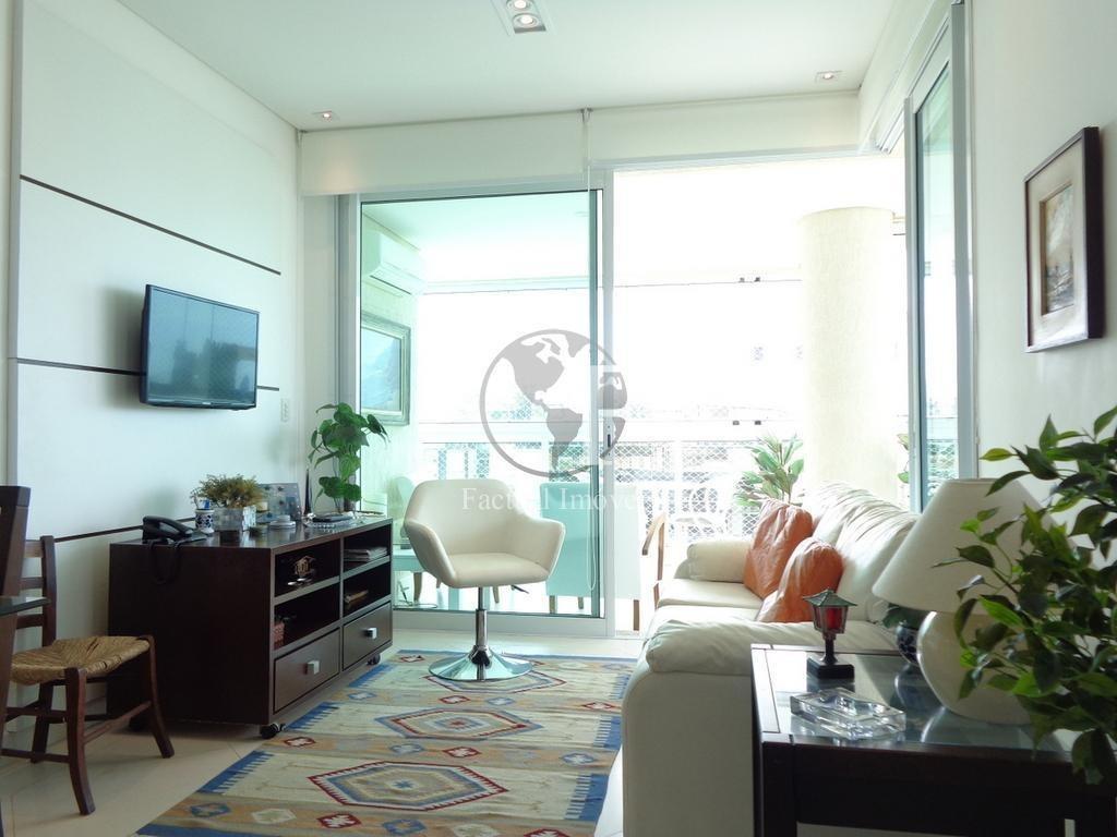 apartamento residencial à venda, enseada, guarujá. - ap7084