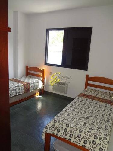 apartamento residencial à venda, enseada, guarujá. - codigo: ap2375 - ap2375