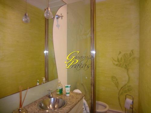apartamento residencial à venda, enseada, guarujá. - codigo: ap2390 - ap2390