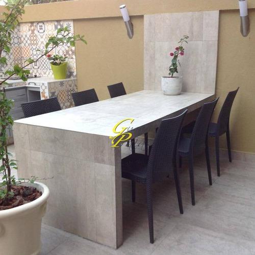 apartamento residencial à venda, enseada, guarujá. - codigo: ap2673 - ap2673