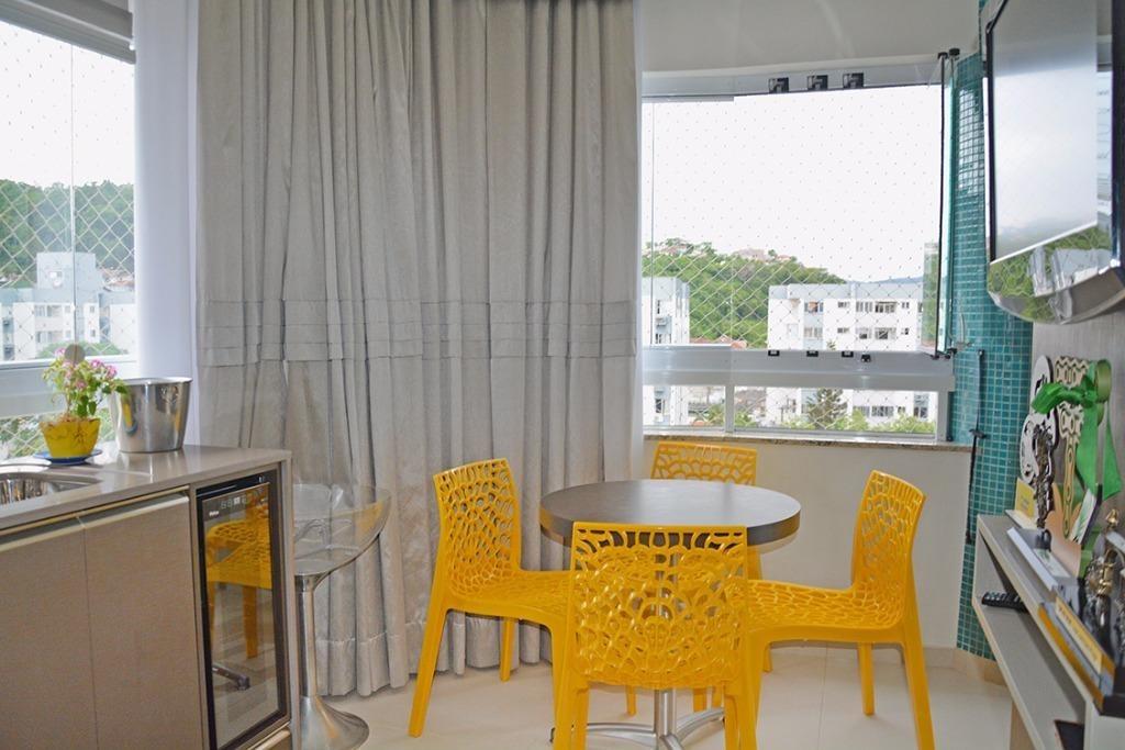 apartamento residencial à venda, escola agrícola, blumenau. - ap1813