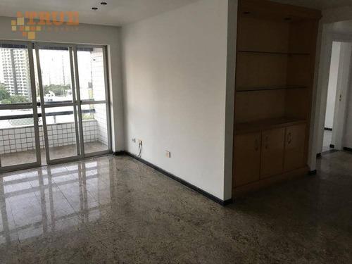apartamento residencial à venda, espinheiro, recife. - ap2329