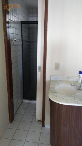 apartamento residencial à venda, espinheiro, recife. - ap2475