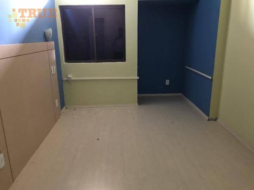 apartamento residencial à venda, espinheiro, recife. - ap2675