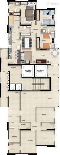 apartamento residencial à venda, estados, joão pessoa - ap3098. - ap3098