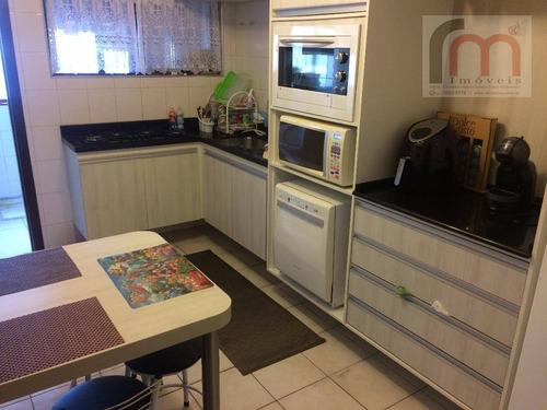 apartamento  residencial à venda, estuário, santos. - codigo: ap1904 - ap1904