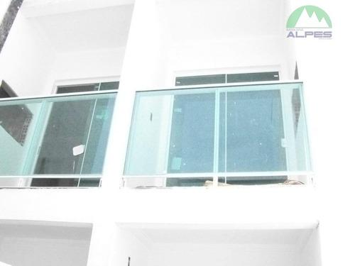 apartamento residencial à venda, eucaliptos, fazenda rio grande. - ap0185