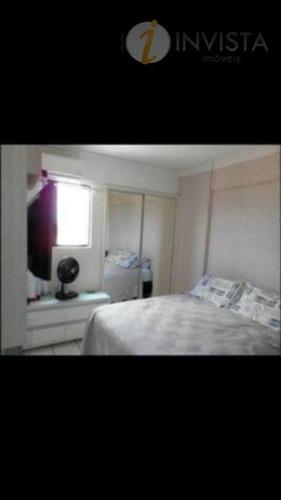 apartamento  residencial à venda, expedicionários, joão pessoa. - ap4054