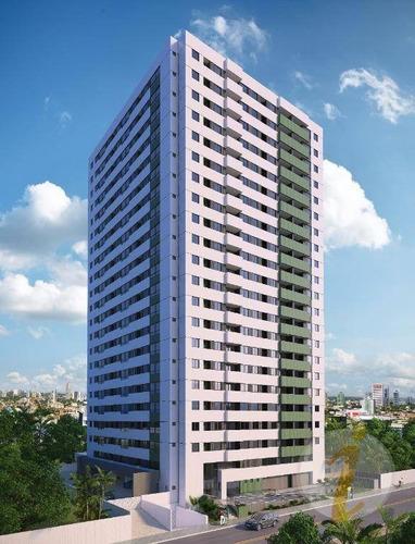 apartamento residencial à venda, expedicionários, joão pessoa. - ap6171