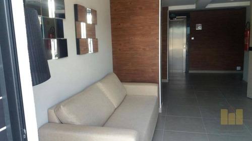 apartamento residencial à venda, farol, maceió. - ap0064