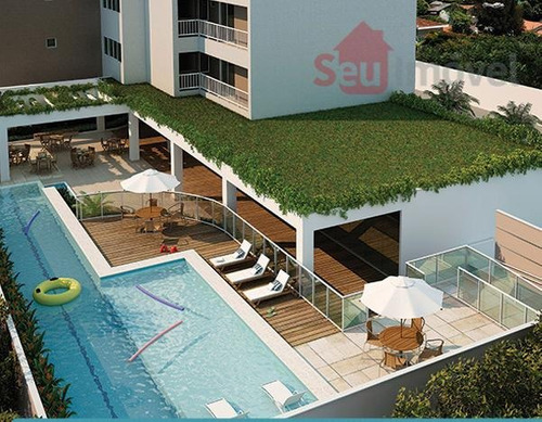 apartamento  residencial à venda, fátima, fortaleza. - ap0035