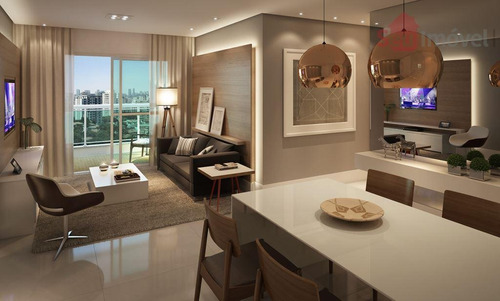 apartamento  residencial à venda, fátima, fortaleza. - ap0286
