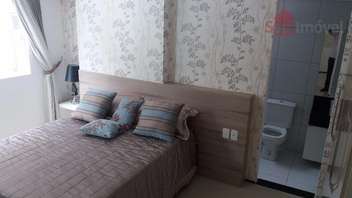 apartamento  residencial à venda, fátima, fortaleza. - ap0295