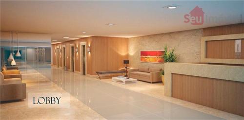 apartamento  residencial à venda, fátima, fortaleza. - ap0358