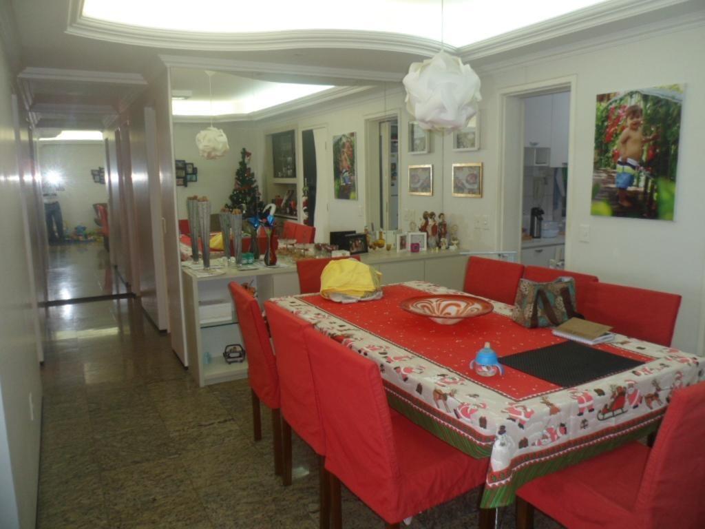 apartamento residencial à venda, fátima, fortaleza. - ap2218