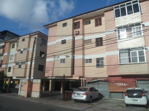 apartamento residencial à venda, fátima, fortaleza. - ap2530