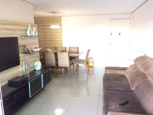 apartamento residencial à venda, fátima, fortaleza. - ap3122