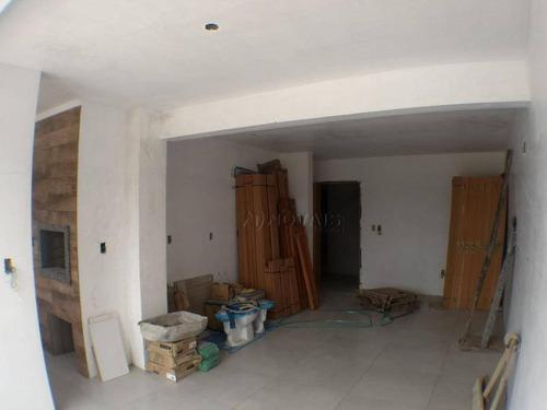 apartamento residencial à venda, floresta, dois irmãos. - ap1482
